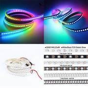 Programmable LED Strip   Felxible WS2818 Programmable LED Strip