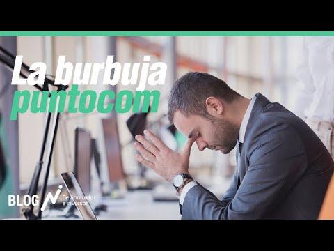 Video Análisis: La burbuja de las puntocom: el efecto 2000 de las Bolsas
