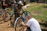 Bicycles for Cambodian Orphans and the Reflect Campaign