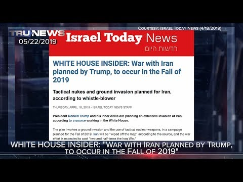 Fake or Probable: Will the United States Engage in Nuclear War with Iran in Fall 2019?