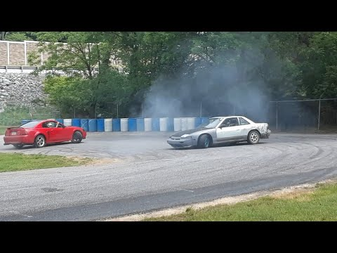 Drifting At the 2019 Import Carlisle 5 The Gang's All Here!