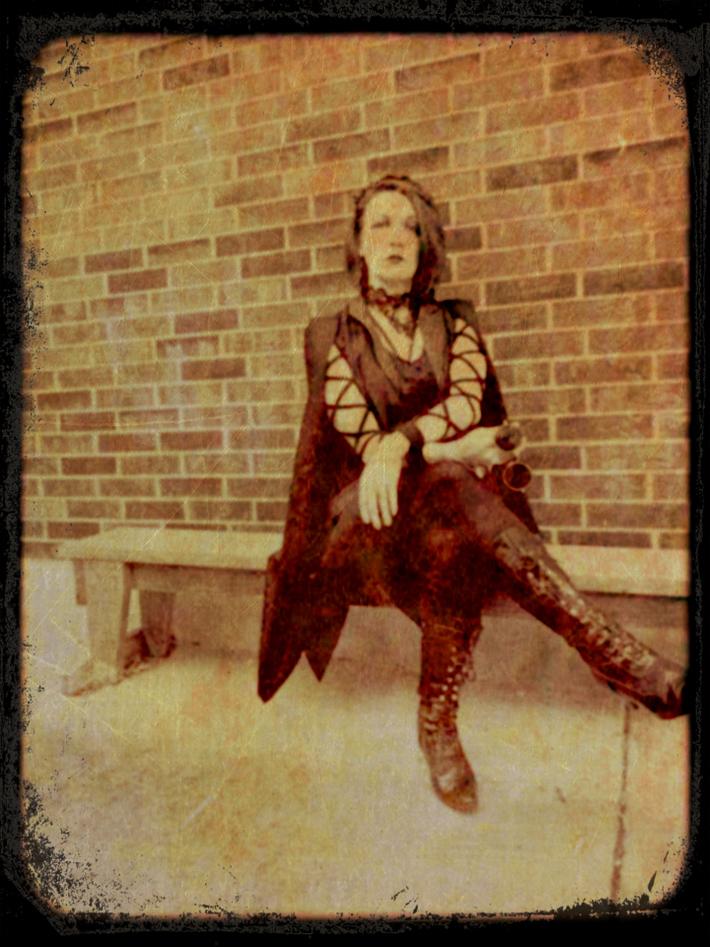 World Goth Day Fusty Foto