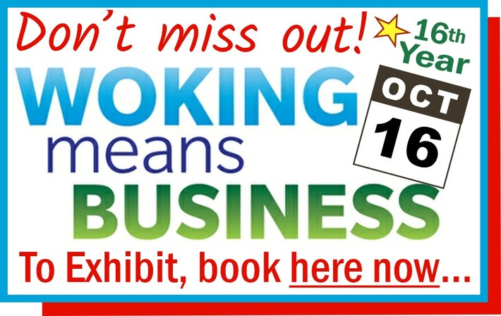 Meet 100's of local business leaders, Council members and the media to raise your profile, generate new leads & win business directly or via partnerships & joint ventures... Stands are selling fast - so call Paul now on 07778 836405