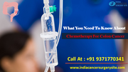 Chemotherapy For Colon Cancer