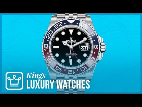 How Rolex Became the King of Luxury Watches