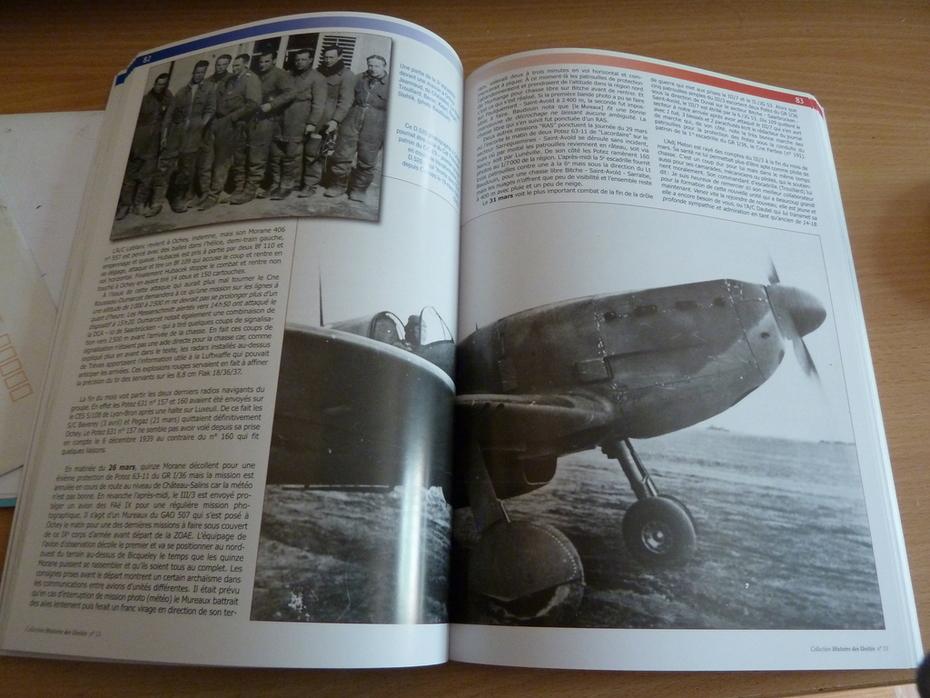 Le GC (Groupe de Chasse) IIII/3 en 1939/1940: Condors et Pirates au combat