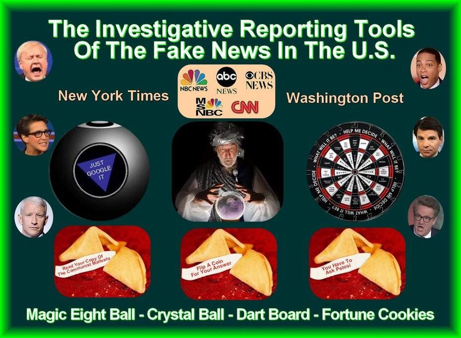 Fake News Investigating