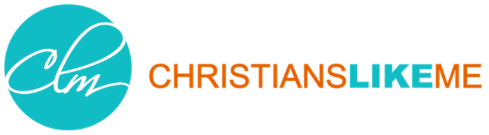 Join the #1 Christian Social Network - ChristiansLikeMe.net Logo
