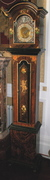 angel baroque mid 1800s swedish Mora clock