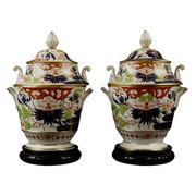 Coalport Regency-period Porcelain