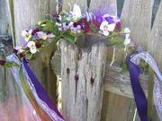 Fairytale Bride Wreath
