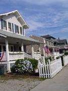 Americana Beach Cottage