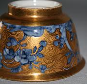 Meissen tea bowl detail
