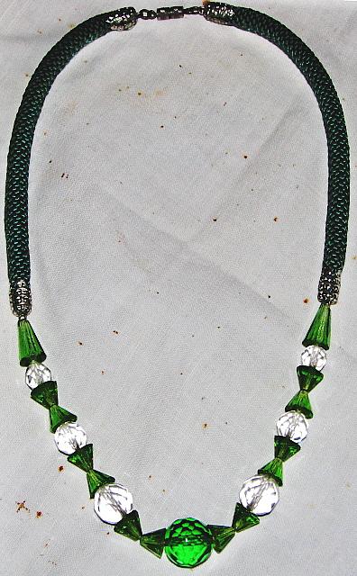 Necklace. Art Nouveau period (1)