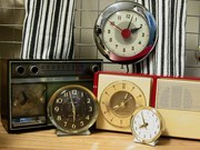 clocks and clock/radios
