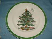 Spode Christmas Tree salad plate