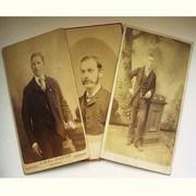 Carte de Visite (CDV) Victorian Gentlemen