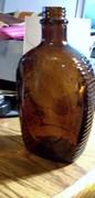 Log Cabin Bicentenial Bottle