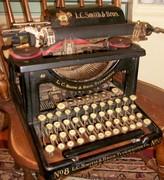 L. C. Smith & Bros. Typerwriter