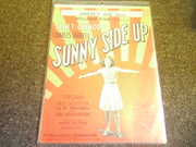 Sunny Side Up ( Music Sheet)