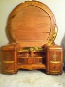 lg mirror dressing table