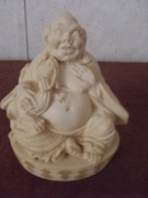 ANTIQUE ETCHED GLASSWEAR-WOOD CARVINGS 017