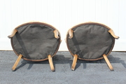 Mid-Century Early 1940's Italian Provincial Arm Chairs