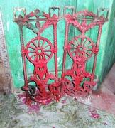 Cast Iron Garden Bench Legs