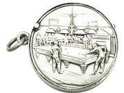 Edwardian Sterling Silver Vesta Case