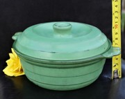 1930's Agee Pyrex Casserole Dish - Made in Australia
