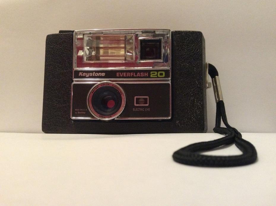 1970s Keystone Everflash 20