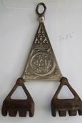 Heavy heraldic piece