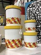 Vintage Kitchen Canisters- Kitsch n Stuff Collection