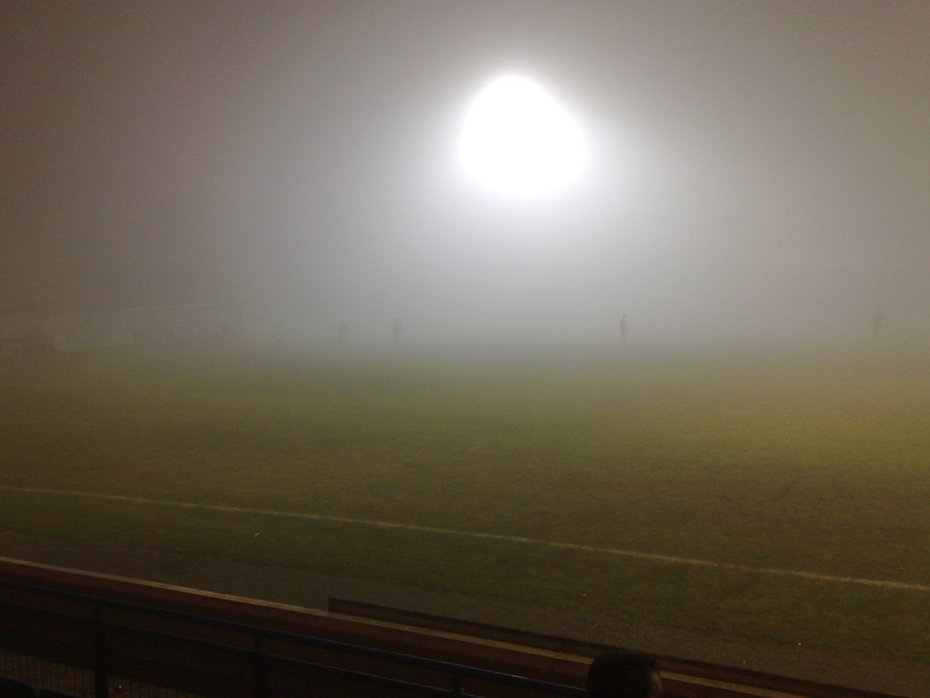 Football - Game fogged off 4
