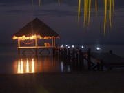The Placencia Jetty