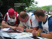 Adventure Racing - reading a map