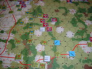 3rd Armored meets 20GTK south of Giessen