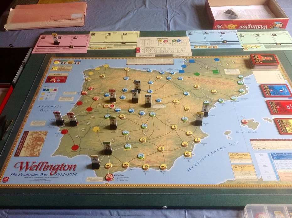 Wellington by GMT