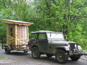 Out house transport