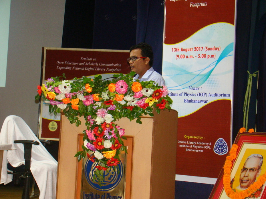 OLA17- Presentation in the seminar