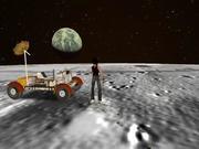 Pisando la Luna