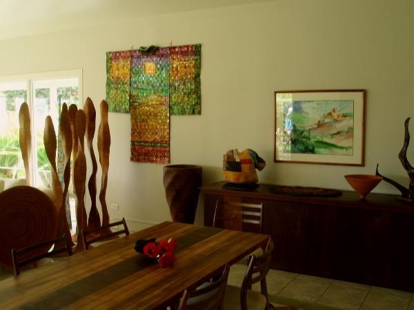 Kimono #3 in Ron Kents home