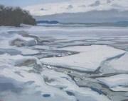 Ice Breakup 2 15 09 11x14 copy