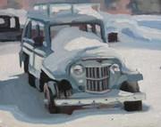 willys -- snowbound small 8x10 copy