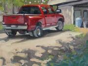Todd's Truck 8x10  5 31 09 copy