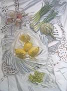 lemons  48 x 36