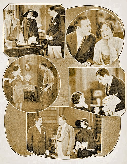 The Great-Gatsby-1926 Vintage Montage of Images