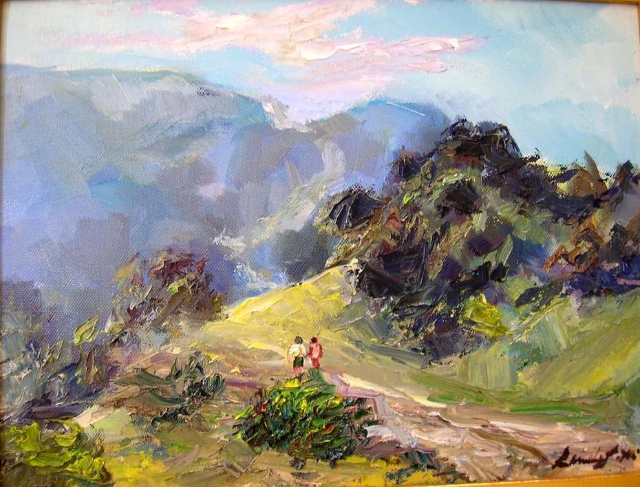 """Laguna Canyon Road"""