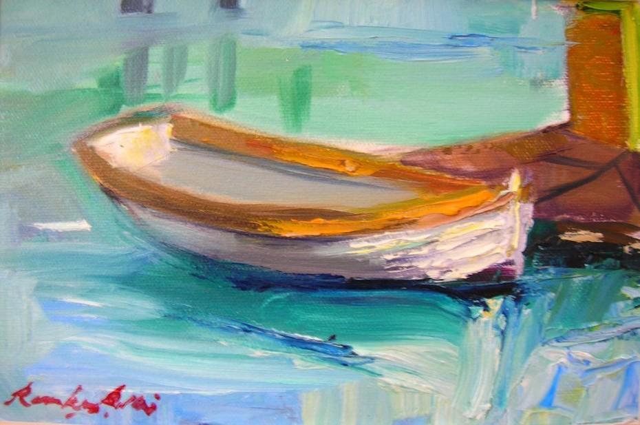 """""""Boat"""" at Dana Point"""