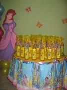 Fiesta princesas disney - decoracion sorpresas